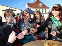 Unsere wichtigsten Weintermine im Überblick, von der Kunstausstellung bis zum Weinfest